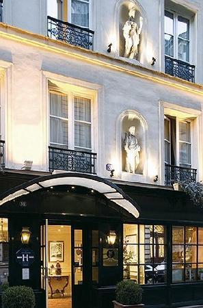 Hotel de Fleurie: Façade