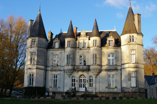 Bourre, France : Chateau de Vallagon