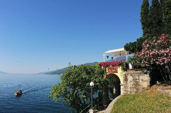 Hotel Villa Ariston: Vidikovac / Viewpont