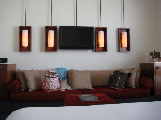 فندق تشيدى مسقط: Room