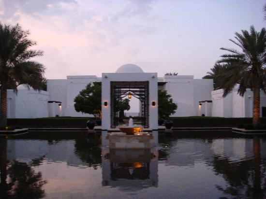 The Chedi Muscat – a GHM hotel: Black Pool 3