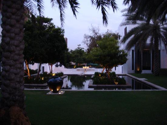 The Chedi Muscat – a GHM hotel : Garden