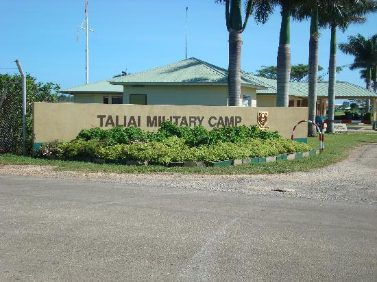 Tonga : Taliai Military Camp
