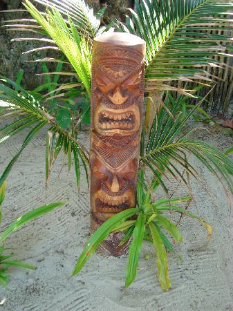 Tonga : Oholei Beach Resort