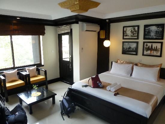 The Kool Hotel: Our room (Apsara)