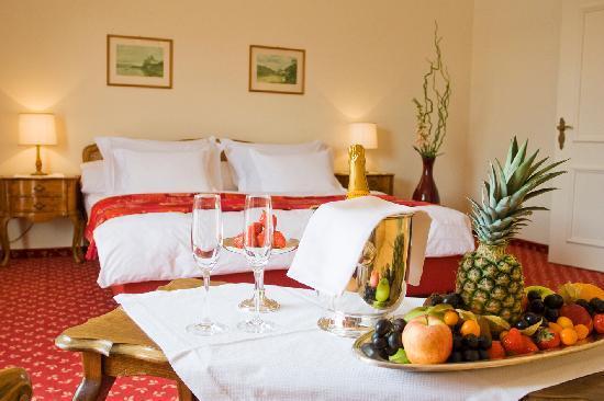 Hotel am See - Die Forelle: Doppelzimmer