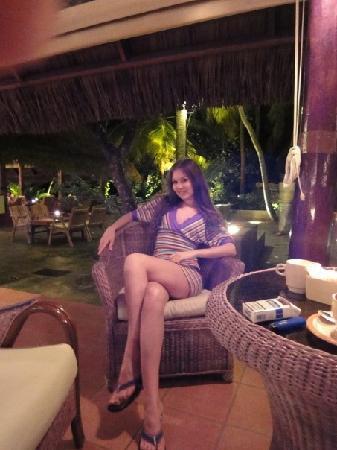Kuramathi Island Resort: дони бар