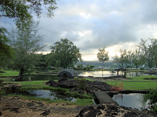 莉莉乌卡拉尼公园
