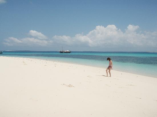 Diamonds Mapenzi Beach: mare cristallino