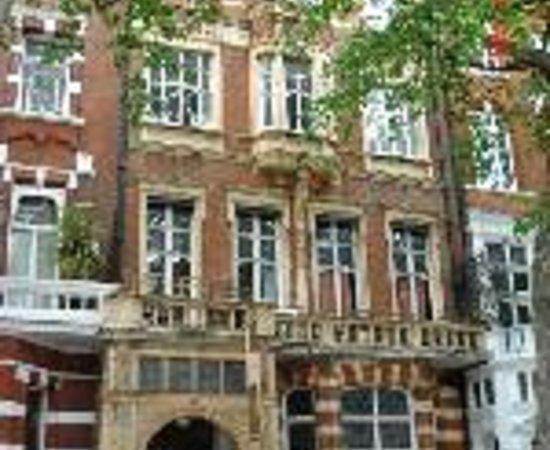 The Entrance Foto Di Astor Hyde Park Hostel Londra