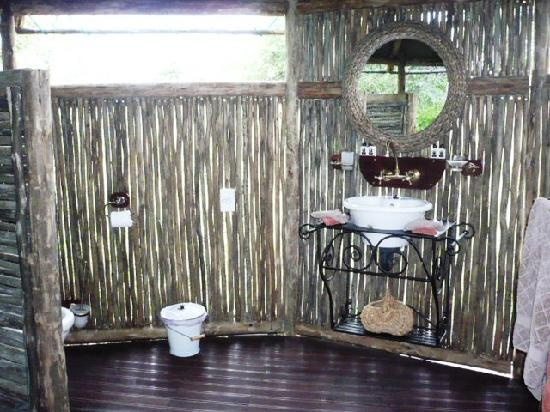Three Baobabs: bathroom