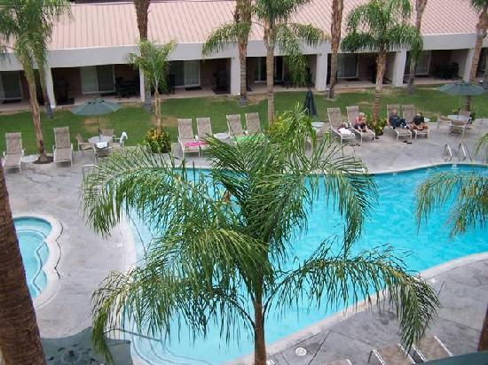 WorldMark Palm Springs: View From Our Unit