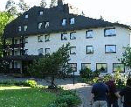 Hotel waldhaus eifel germany gondorf b bitburg updated for Hotels in eifel germany