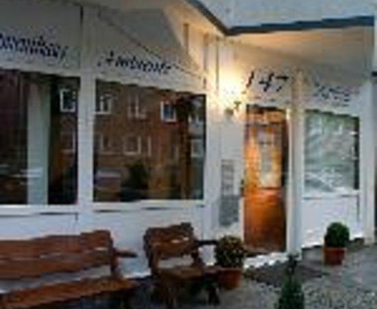 Appartementhaus Ambiente Hamburg Tyskland Omd Men