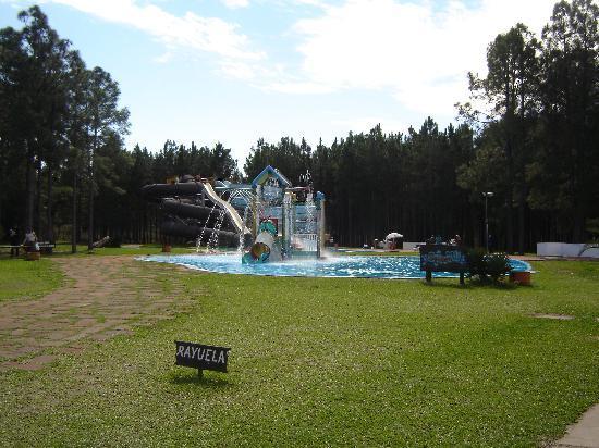 Hotel Horacio Quiroga Spa Thermal: Parque acuático del hotel