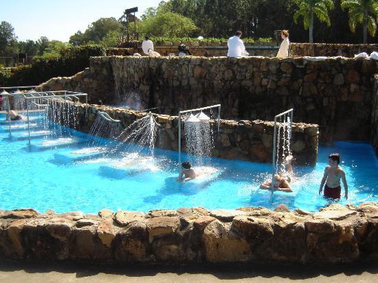 Hotel Horacio Quiroga Spa Thermal: Otra vista del Parque acuático