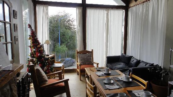La Casa De Tere B & B : Living room