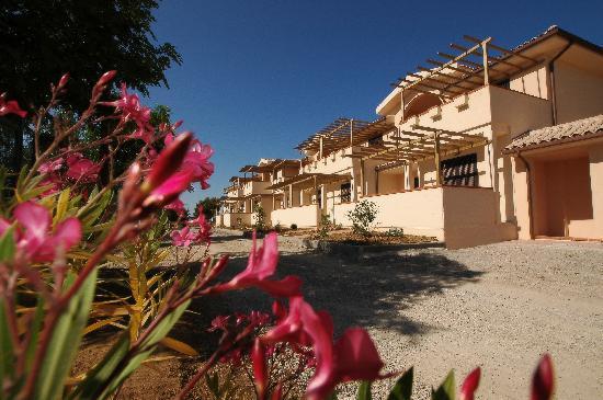 Talamone, Italy: Lato Appartamenti Grecale