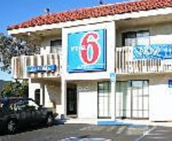 موتل 6 بيتالوما: Motel 6 Petaluma Thumbnail
