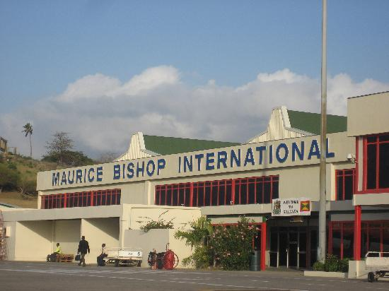 Maurice Bishop International Airport Picture Of Grenada