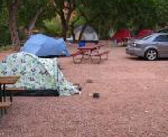Zion Canyon Campground Thumbnail
