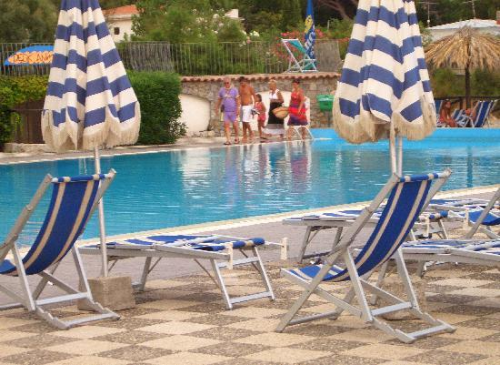 Hotel delle Stelle Beach Resort: La piscina