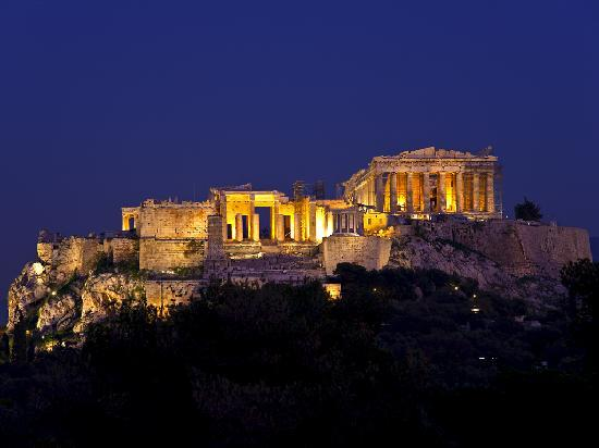 Acropolis: Akropolis von Athen (c) Tobias Schorr
