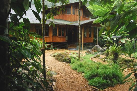 Mindo Garden: Our main cabin, Mindo Ecuador