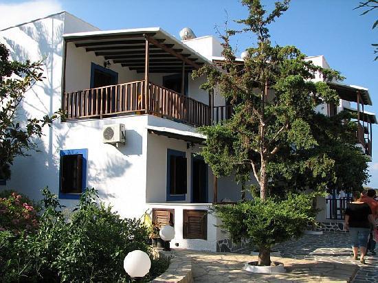 Aphroditi Hotel: Hotel Aphroditi.