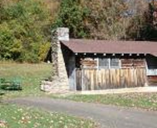 rocky knob cabins in meadows of dan virginia on the blue