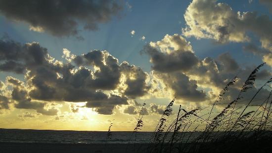 Cocoa Beach, Flórida: Sonnenaufgang