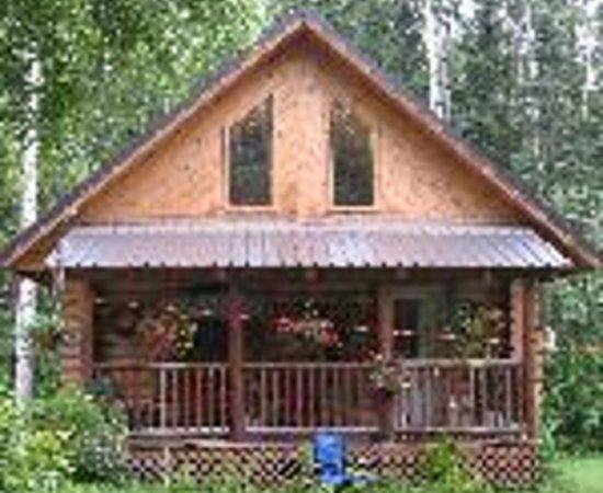 Alaska Kozey Cabins Thumbnail