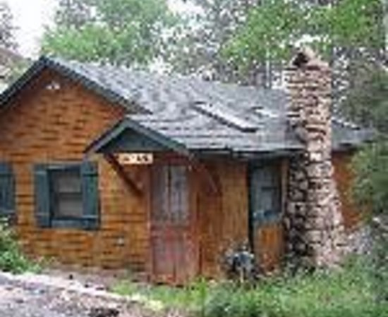 Knotty or Nice Cabin Thumbnail