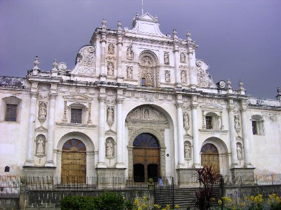 Antigua, Guatemala: Catedral | Cathedral
