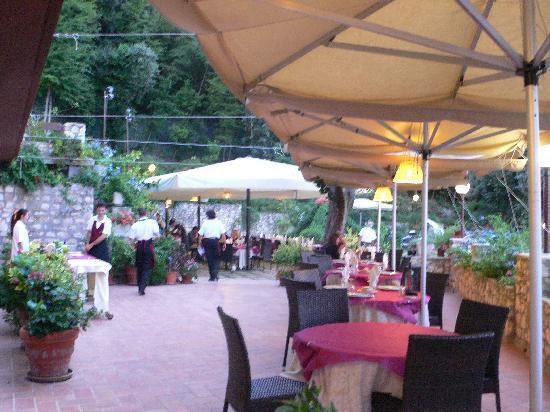 terrazza ristorante hotel - Picture of Hotel Internazionale ...