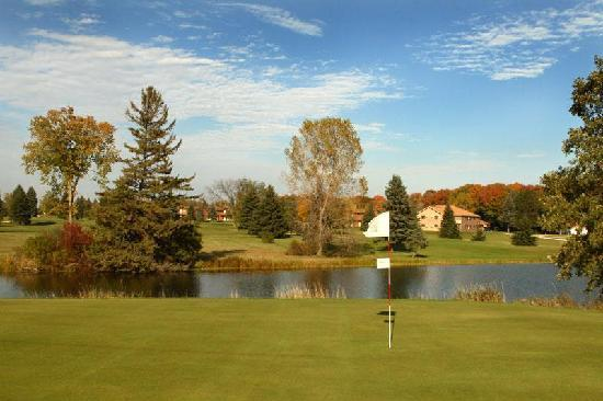 Fox Hills Resort: Our resort offers 45 holes of scenic and sometimes challenging golf.