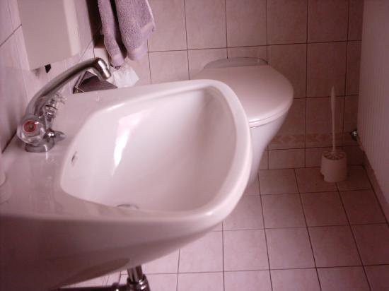 Hotel Mozart : Il bagno