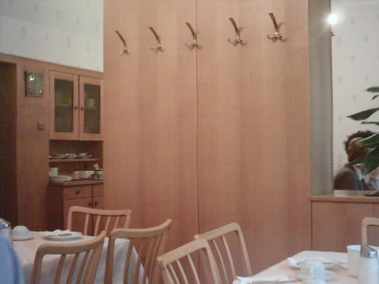 Hotel Mozart : Sala  colazione