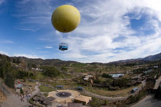 Balloon Tour San Diego