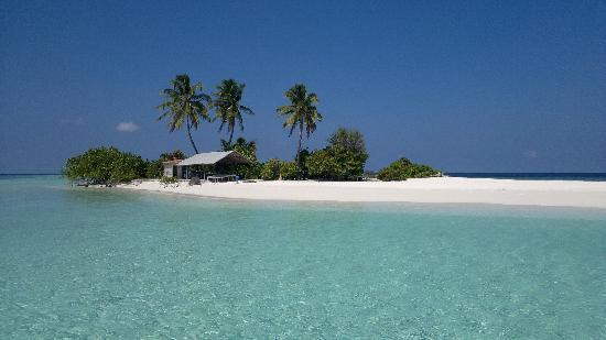 Bathala Island: escursione alll'isola deserta