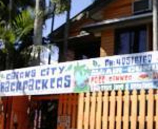 Cairns City Backpackers Thumbnail