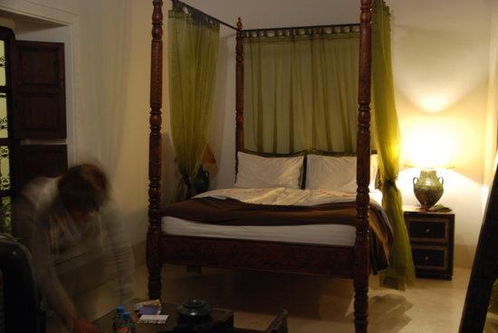 Dar Mo'da: La suite verde