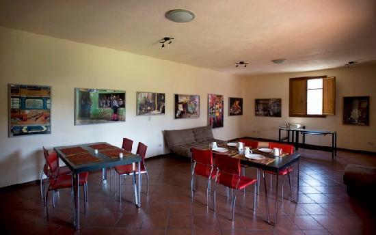 Chez Daniel: Dinning Room