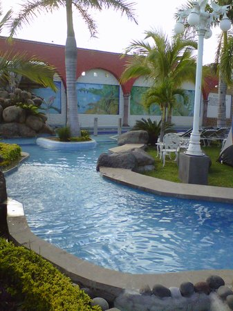 Hotel Fiesta Palmar : CHAPOTEADERO