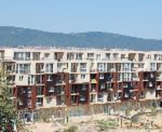 Dune residence aparthotel napospart bulg ria for Appart hotel 31