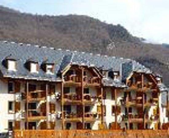 Lagrange Prestige Residence Le Belvedere  Bagn U00e8res