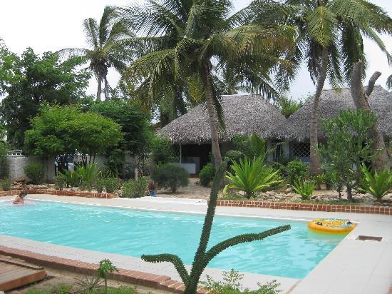 Chez Maggie Hotel : Nice relaxing pool