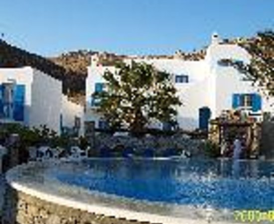 Makis place hotel mykonos tourlos voir 11 avis et 133 - Mykonos lieux d interet ...