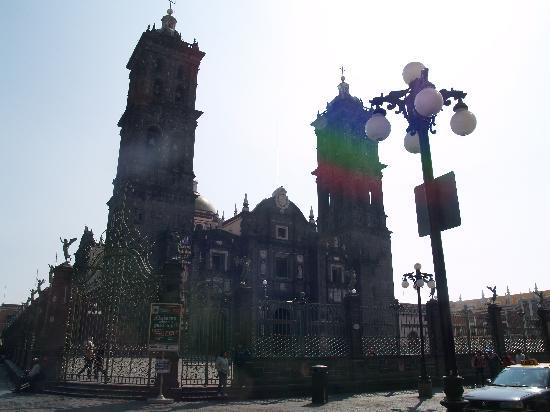 Zocalo : day time