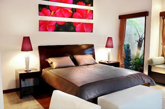 Bugan Villas: This is my room :)